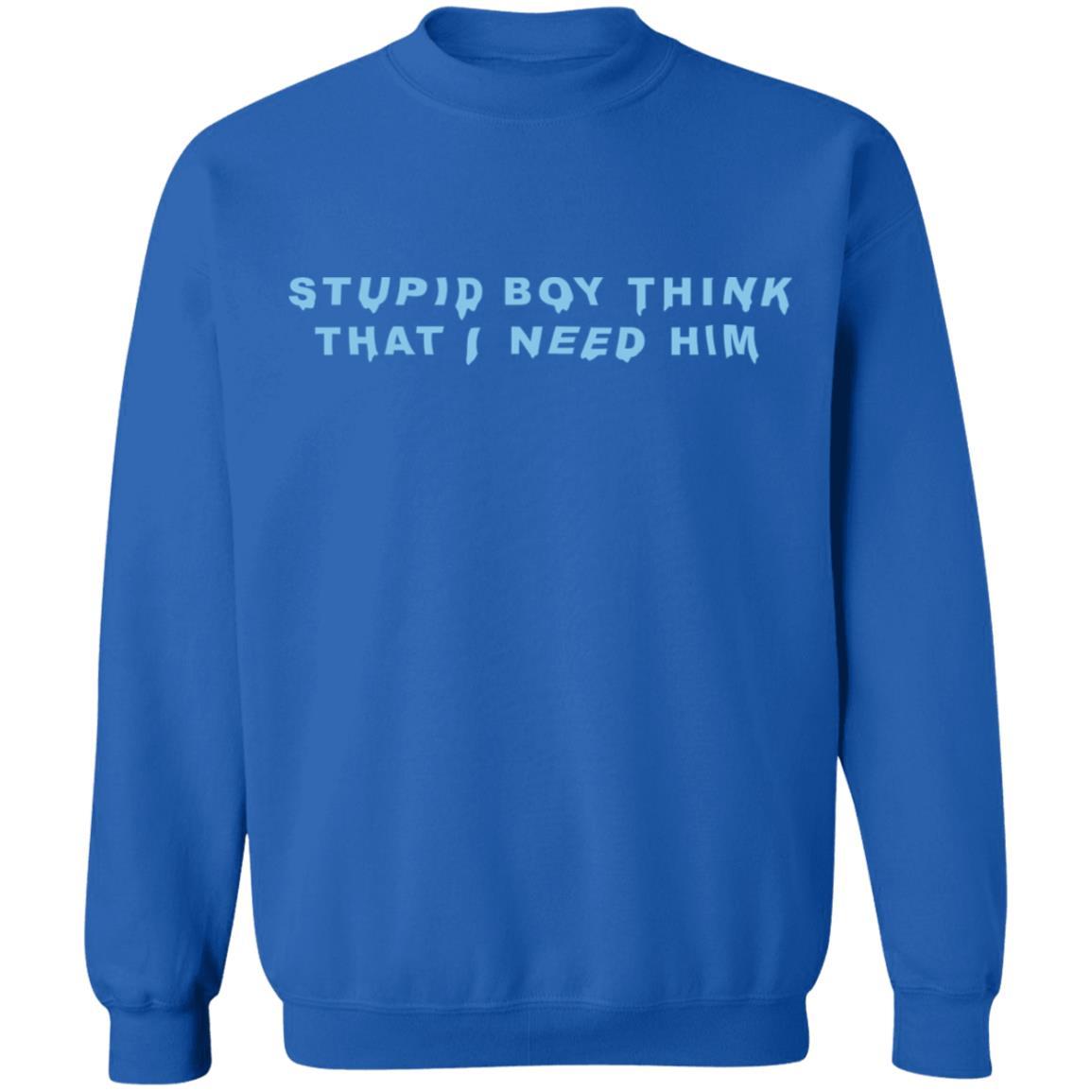 Ashnikko Merch Stupid Boy T Shirt Merchip8 I go red hot like a demon. ashnikko merch stupid boy t shirt